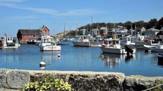 Time on the Coast:  Exploring Massachusetts Towns Beyond Cape Cod