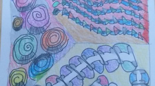 Another Form of Creativity: The Art of Drawing and Coloring