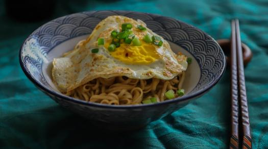 It's time to jazz up your instant Ramen
