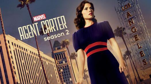 Kevin watches the entire MCU - Agent Carter Season Two