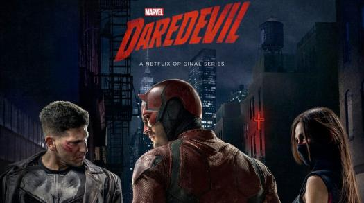 Kevin Watches The Entire MCU - Daredevil Season Two