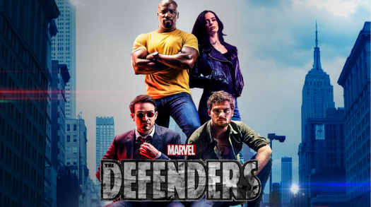 Kevin Watches The Entire MCU - The Defenders