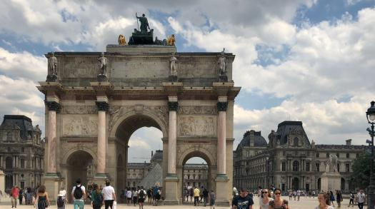 A One Day Guide to the Louvre Museum
