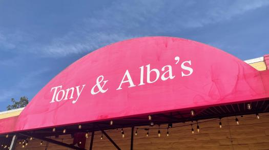 Tony and Alba's Pizzeria Flourishes With a Strong Sense of Community