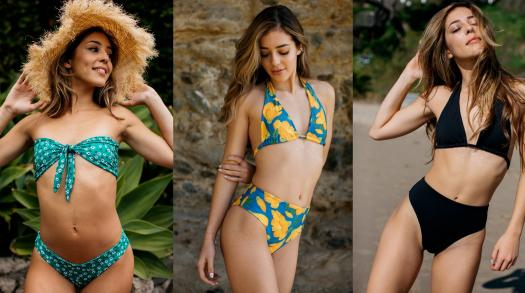 Look your best this summer with a swim suit from Merrilee's Swimwear in Orange County