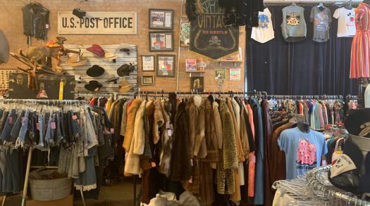 Rock timeless vintage clothing!