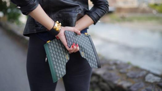 Arm yourself with seductive bags made by centuries-old French brand, Fauré Le Page
