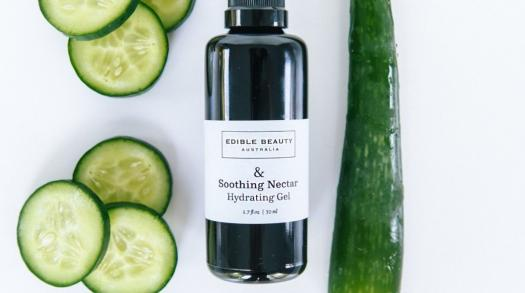 Refine your skin with Australia's favorite natural beauty products from Edible Beauty