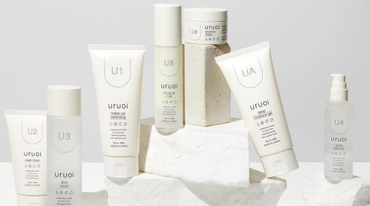 Japanese skincare brand Uruoi highlights the need for hydrated skin