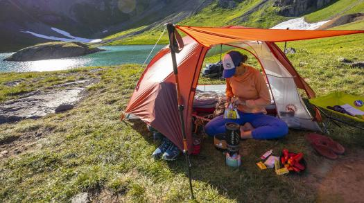 Sustainable camping gear and exceptional accessories from WildBounds in the UK.