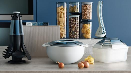 Unique and innovative kitchen, home and bath products and utensils by Joseph Joseph