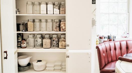 Blisshaus uses the best pantry containers to create beautiful, sustainable kitchens