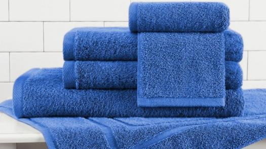 Organic cotton bath towels, cotton sheets, laundry and kitchenware at Towels by GUS
