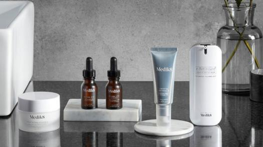 Medik8 is a vegan skincare brand developed specifically to fight anti-ageing