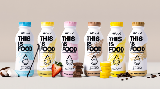 Healthy and nourishing drinkable meals and powders from YFood