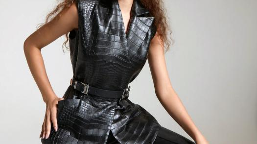 PRITCH LONDON for women's leather jackets, leather pants, dresses, bags & accessories