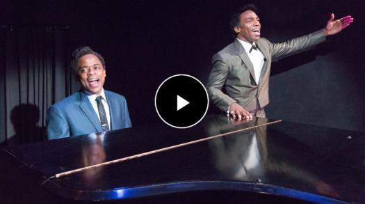 "Lights Out: Nat ""King"" Cole Reflects Obama Presidency"