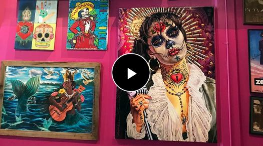 The Day of The Dead - A celebration of life, food and drink in San Jose